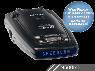 Escort Passport 9500IX - USED