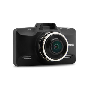 SUPER HD 1296P DASH CAM WITH LDWS & FCWS – METAL SHELL CDV-350GP
