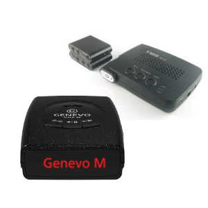Genevo One M with TMG α-15 Dual Combo - Save $200